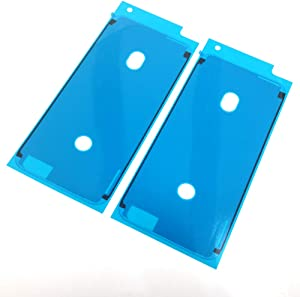 E-REPAIR Front Screen Plate Waterproof Anti-Dust Adhesive Glue Tape Replacement for iPhone 6S