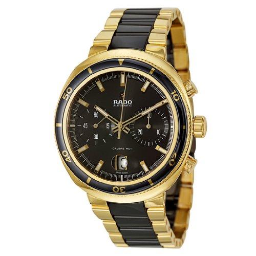 Rado Mens Diamond Watch