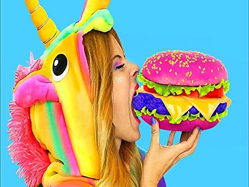 9 Amazing Unicorn Fast Food