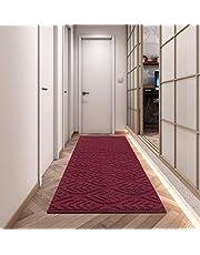 Home Beyond & HB design - Runner Rug - Anti-Skid Hallway Carpet Kitchen Rug Entry Rug