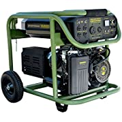 Sportsman GENTRI9K, 7200 Running Watts/9000 Starting Watts, Tri-Fuel Powered Portable Generator, CARB Compliant