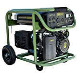 Sportsman GENTRI9K, 7200 Running Watts/9000 Starting Watts, Tri-Fuel Powered Portable Generator