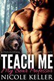 teach me my bear professor bbw paranormal shape shifter romance