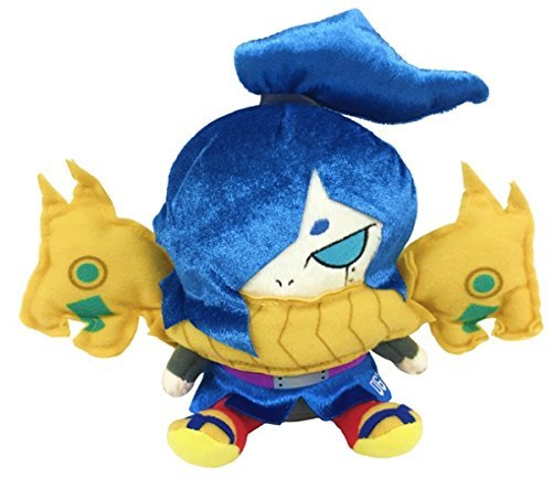 Amazon.com: Yokai Watch MECHA OROCHI (MECHANIC OROCHI)Stuffed Toy Plush Doll Japan Yorozumart Limited by Yo-kai Watch: Toys & Games
