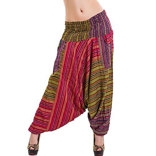 Donna Fantasia Ind 15 303 Turca Pantaloni Harem Sarouel Overall Toocool 4fEwqZ1