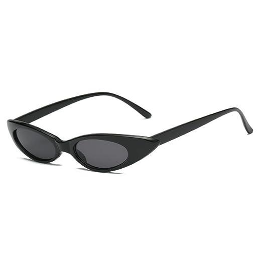 e36c4051a08c MINCL Super Cute Small Chic Cateye Sunglasses Womens Lady 2018 Hot Sale Sexy  Sun Glasses