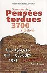 Dictionnaire de pensées politiquement tordues par Mativat