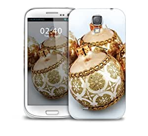 xmas decoration Samsung Galaxy S4 GS4 protective phone case