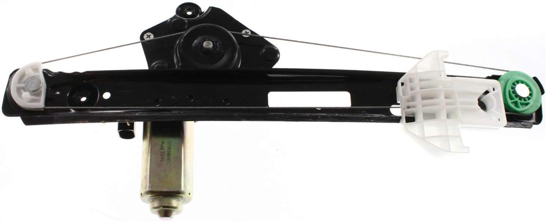 2000-2009 Ford Focus Left Rear Window Regulator Repair Kit