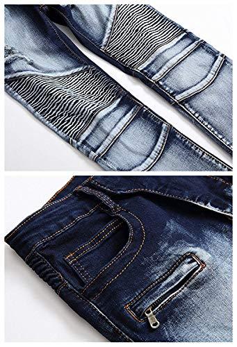 Colore Targogo Uomo Targogo Jeans Jeans qwfH6F