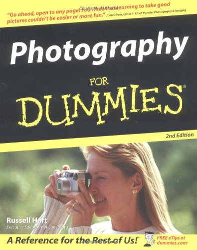 (Photography For Dummies)