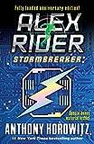 By Anthony Horowitz: Stormbreaker (Alex Rider)