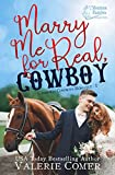 Marry Me for Real, Cowboy: a fake engagement
