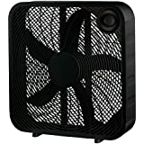 Wp 20 Blk Box Fan