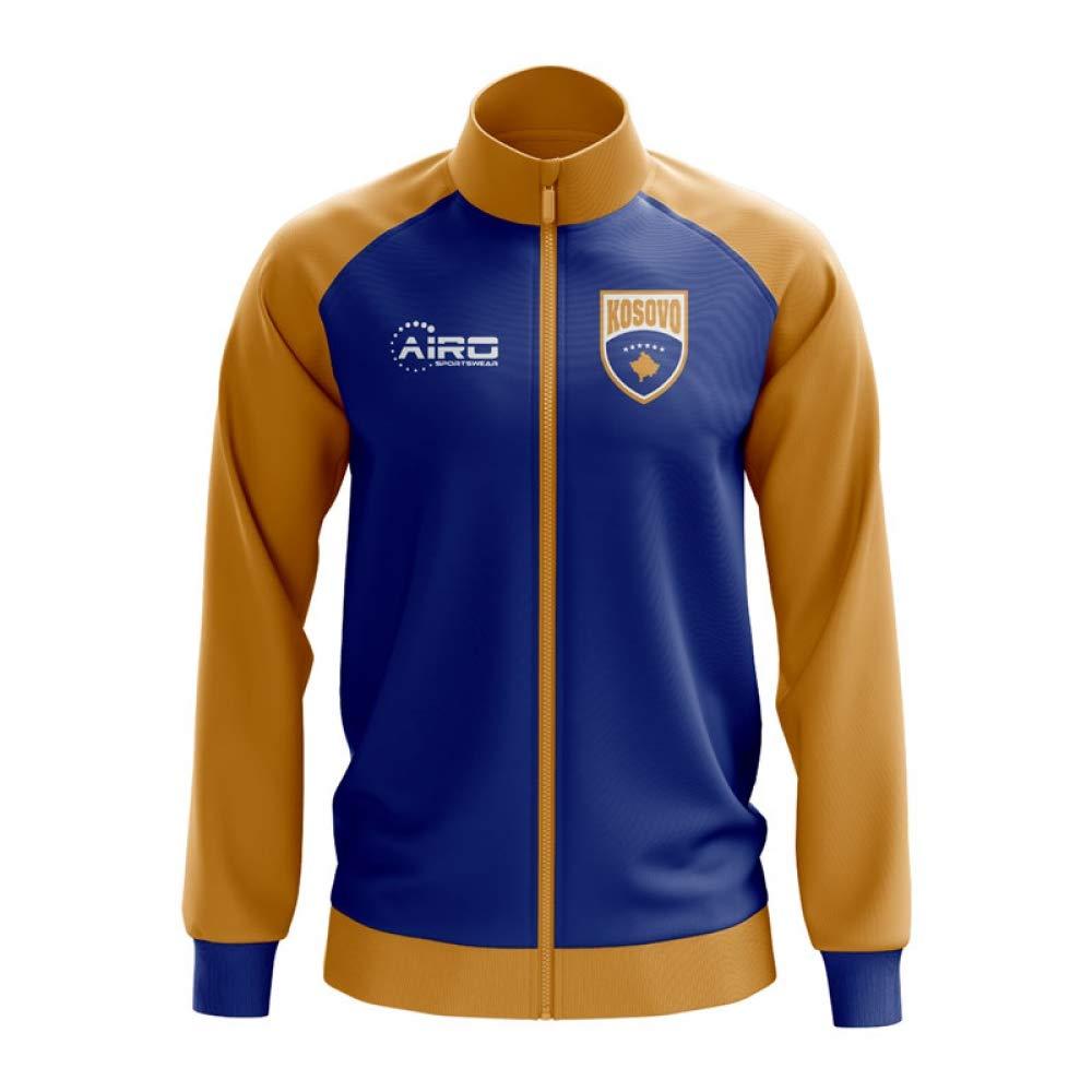 Airo Sportswear Kosovo Concept Football Track Jacket (Blau)