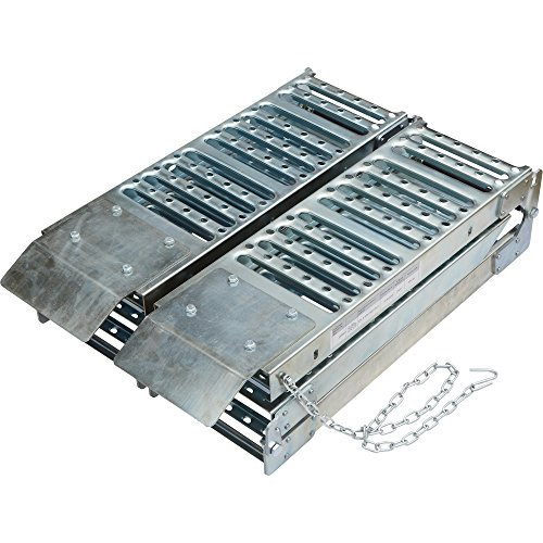 Ultra-Tow-Folding-Arched-Steel-Loading-Ramps-6ft-1000-Lb-Load-Capacity-Pair