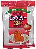 かんてんぱぱ カップゼリー ピーチ味100gX2袋 約6人分x2袋