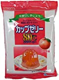 Viewpoint Papa cup jelly Peach taste 100gX2 bags about 6 servings x2 bags