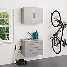 Prepac HangUps 30-Inch Storage Cabinet Set A-2piece