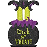 Amscan Witch Yard Stake   Halloween Decoration