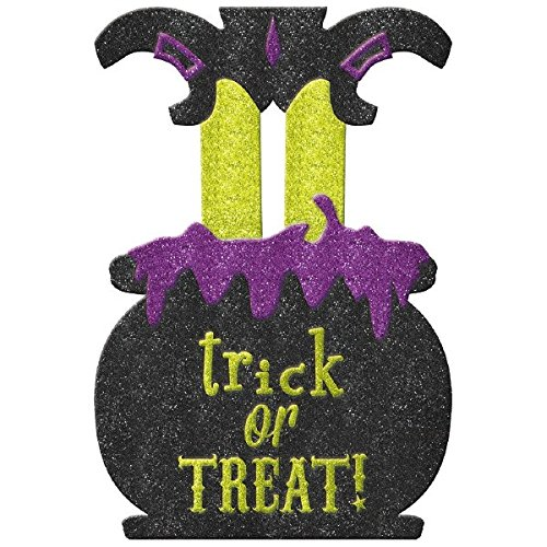 Amscan Witch Yard Stake, Halloween Decoration 22