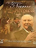 "He Knows My Name ~ ""Live"" Music From Family Worship Center (CD & DVD)"