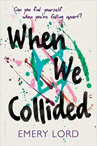 cover of when we collided