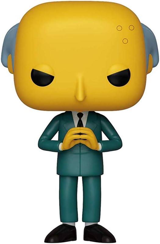 Simpsons-Moe Collectible Figure Multicolor Funko 33882 POP Animation