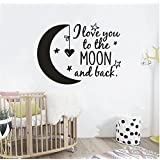 Amazon Com 32 Quot X20 Quot I Love You To The Moon And Back To