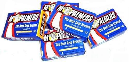 Mrs. Palmers Tropical Surfboard Wax 5 Pack (Palmers Wax Mrs Surf)