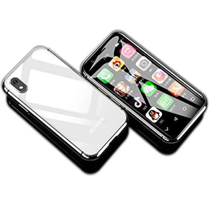 Amazon.com: SOYES XS Smart Mini 4G teléfono móvil Android ...