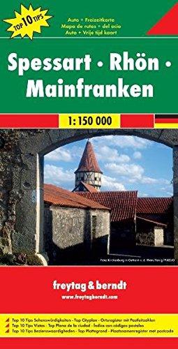 Spessart - Rhine - Mainfranken: FB.DEU10