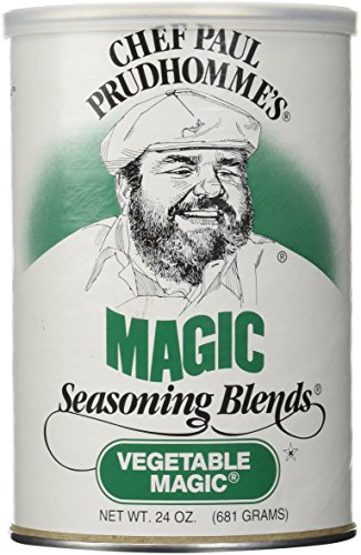 Vegetable Magic Seasoning 24oz (Best Spices For Roasted Vegetables)