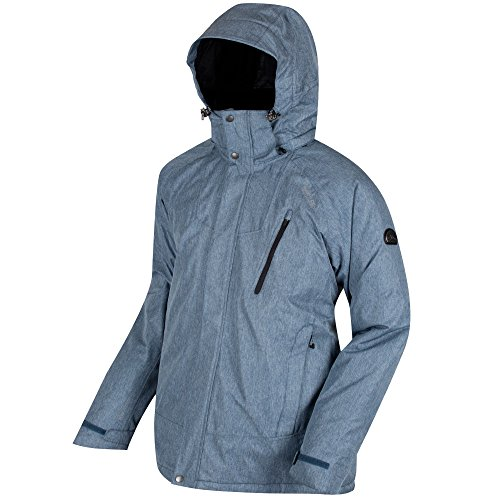 Ii Walking Azul Waterproof Mens Durable Jacket Insulated Regatta Marino Highside YEqwqB