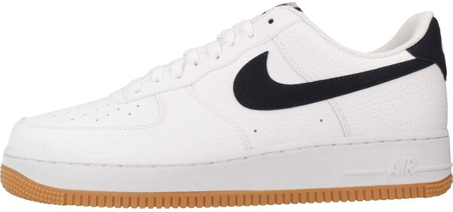 Details zu Nike Air Force 1 '07 2 Sneaker Schuhe Herren Schwarz CI0057 002