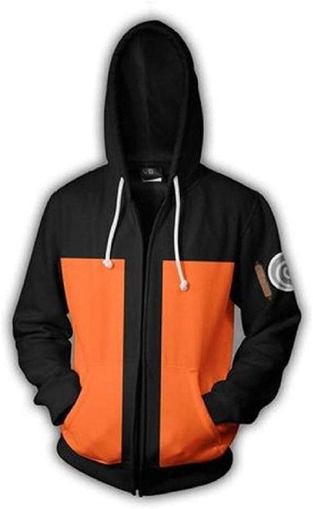 Amazon.com: Naruto Ninja Hoodie Sweatshirt – Shippuden ...