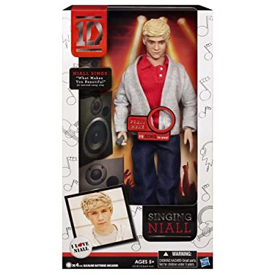 One Direction Singing - Niall Doll: Toys & Games