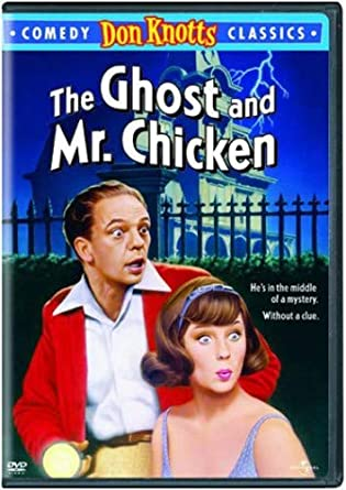 Amazon com: The Ghost and Mr  Chicken: Don Knotts, Joan