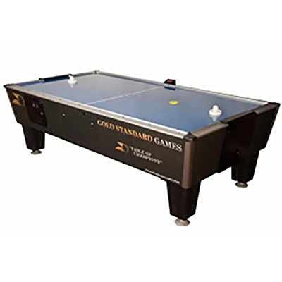 Gold Standard Games Professional Coin-Op Air Hockey Table