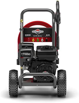 Briggs & Stratton ELITE3300 MAX PSI Gas Pressure Washer