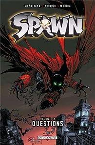 Spawn, Tome 11 : Questions par Brian Holguin