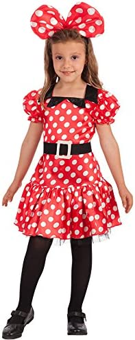 Carnival Toys – Disfraz Minnie Mouse para niña para niños ...
