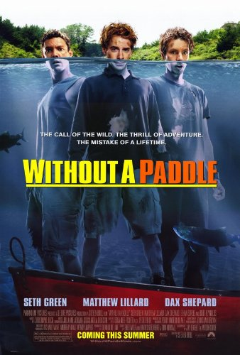 without-a-paddle-poster-movie-11x17