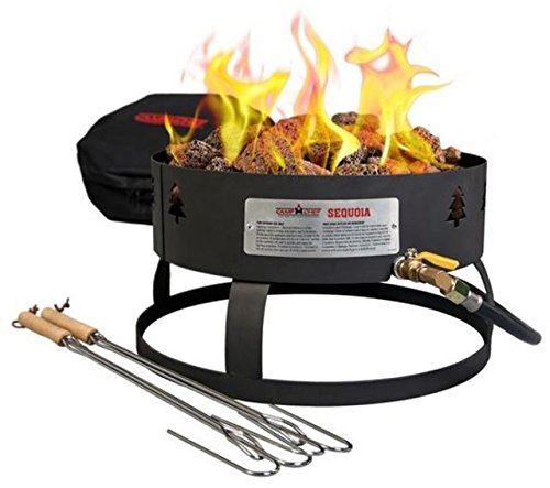 Camp Chef GCLOGM Portable Fire Pit