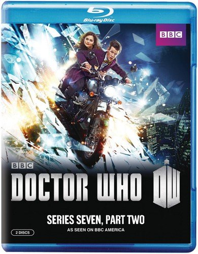 Blu-ray : Doctor Who: Series Seven - Part Two (Full Frame, Dolby, AC-3, , 2 Disc)