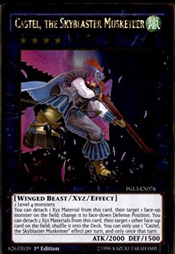 Yu Gi Oh Skyblaster Musketeer PGL3 EN076 Infinite product image