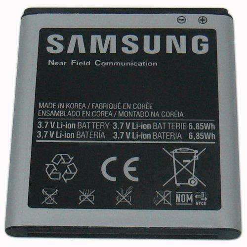 OEM Replacement Battery For Samsung Galaxy S2 SII Model SGH-T989 Hercules SGH-I727 1850mAh EB-L1D7IBA (Bulk Packaging)