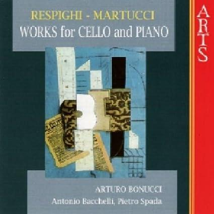 Cello Sonata / Adagio Con Variazioni for Cello