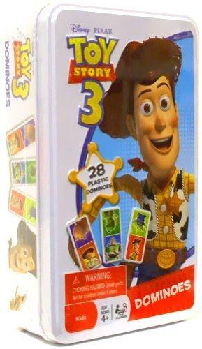 (Disney / Pixar Toy Story 3 Dominoes Game In Tin)