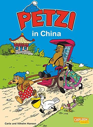 Petzi: Petzi in China